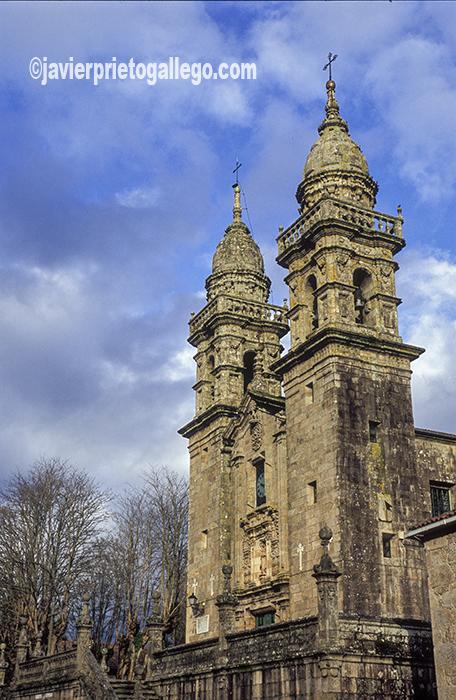 Santuario de A Escravitude. A Coruña. España. © Javier Prieto Gallego
