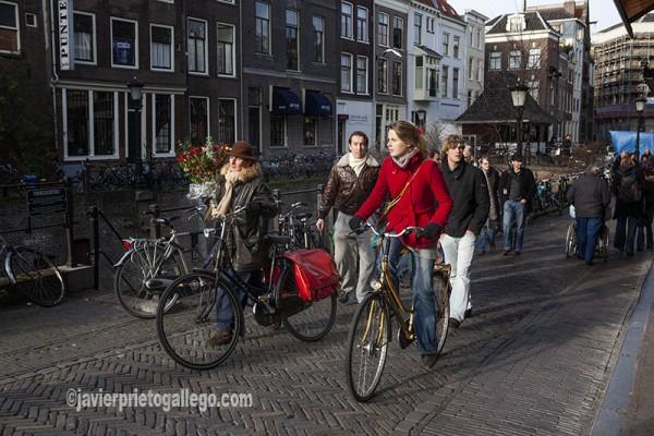 Centro de Utrecht. Holanda. © Javier Prieto Gallego
