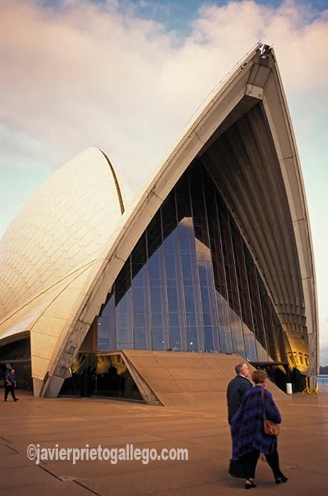 El Opera House de Sidney Australia. © Javier Prieto Gallego