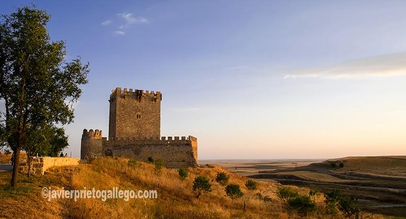 Castillo deTiedra. Valladolid. Castilla y León. España. © Javier Prieto Gallego