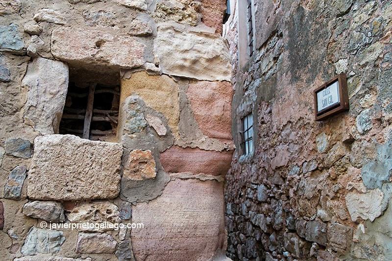 Medinaceli. Soria. Castilla y León. España. © Javier Prieto Gallego