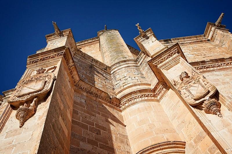Tramo del GR-14 entre el monasterio de La Vid y Aranda de Duero. Burgos. Castilla y León. España. © Javier Prieto Gallego;