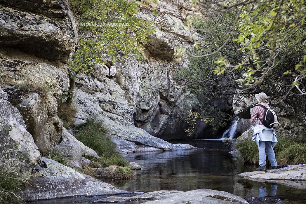 Calderas del Río Cambrones. Sierra de Guadarrama. La Granja de San Ildefonso. Segovia. Castilla y León. España. © Javier Prieto Gallego
