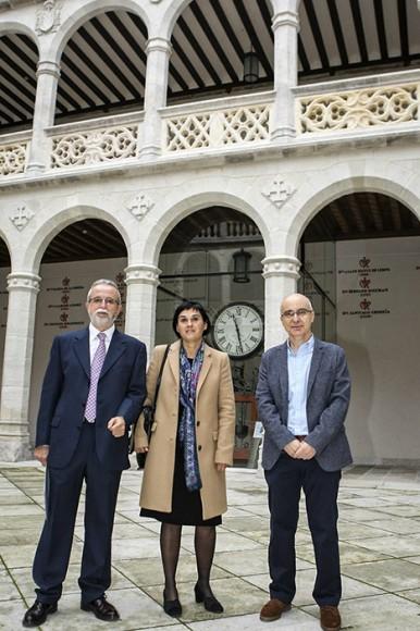 Premios Vaccea 2014: Fundación Arkeolan (Protección y Conservación del Patrimonio), Grupo de Investigación Sísifo (Investigación y Divulgación Científica) y Javier Prieto Gallego (Comunicación).
