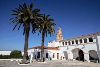 Santuario de la Virgen de los Milagros. Bienvenida. Tentudía. Extremadura. España, 2007 © Javier Prieto Gallego;