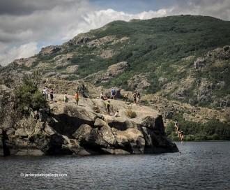 Lago de Sanabria. Parque Natural de El Lago de Sanabria. Zamora. Castilla y León. España. © Javier Prieto Gallego;