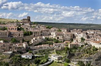 Sepúlveda. Segovia. Castilla y León. España © Javier Prieto Gallego