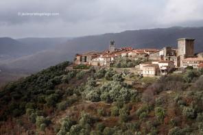 Localidad de Miranda del Castañar. Salamanca. Castilla y León. España. © Javier Prieto Gallego
