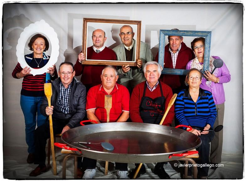Calendario Solidario de Renedo de Esgueva. 2016. Valladolid. Castilla y León. España 2015 © Javier Prieto Gallego