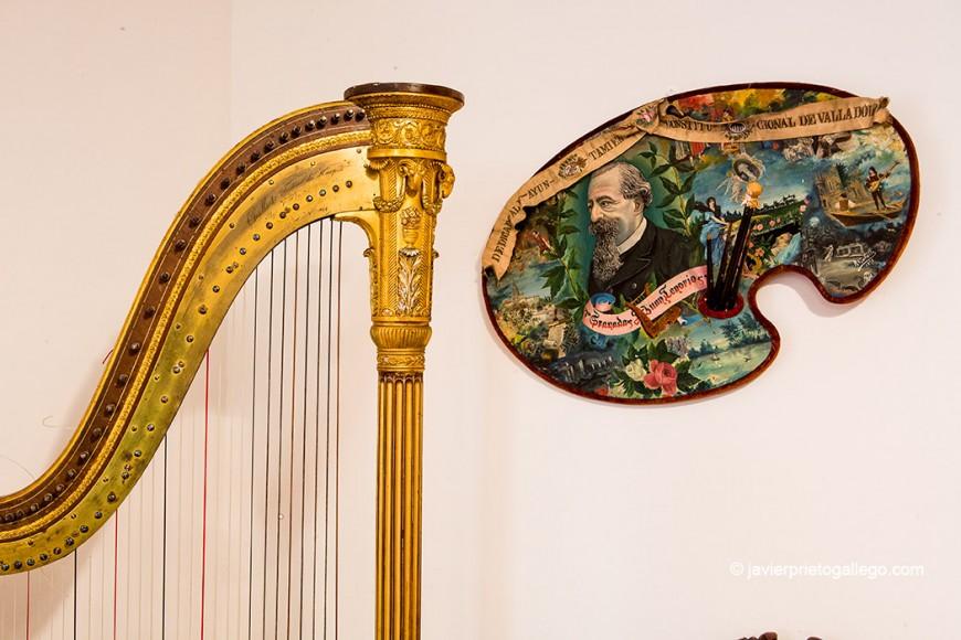 Museo Casa de José Zorrilla. Valladolid. Castilla y León. España, 2008 © Javier Prieto Gallego