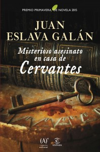 Misterioso asesinato en casa de Cervantes.