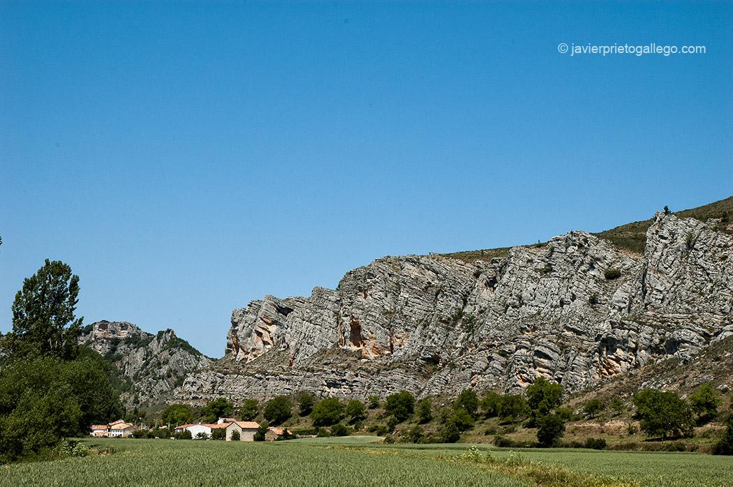 Hoyos del Tozo. Cañón del Rudrón. Burgos. Castilla y León. España © Javier Prieto Gallego