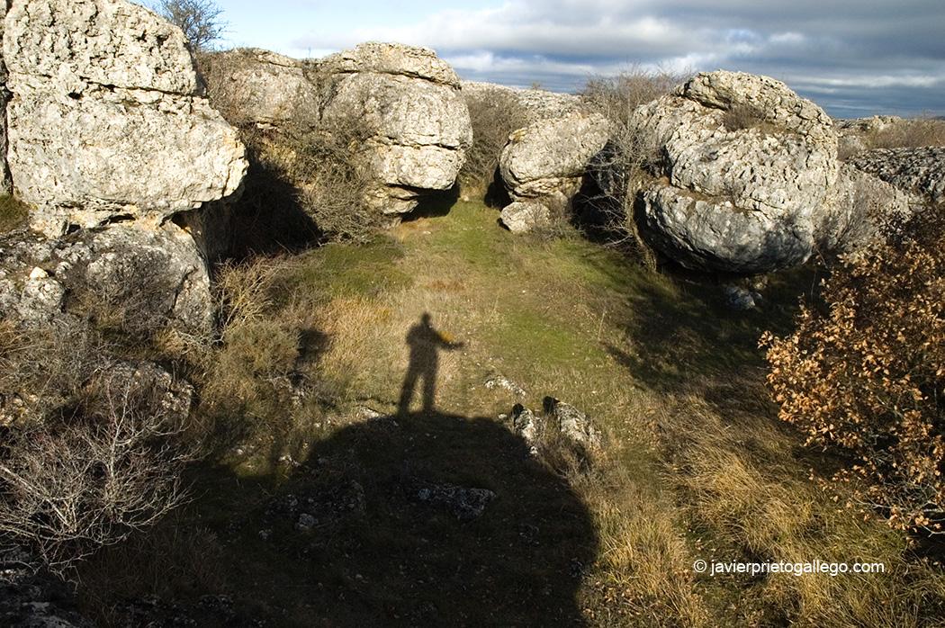 Paraje geológico de Las Tuerces. Palencia (España). © Javier Prieto Gallego