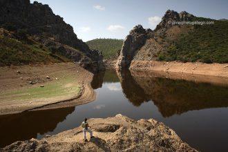 Paraje natural de los Canchos de Ramiro. Cáceres. Extremadura. España. © Javier Prieto Gallego