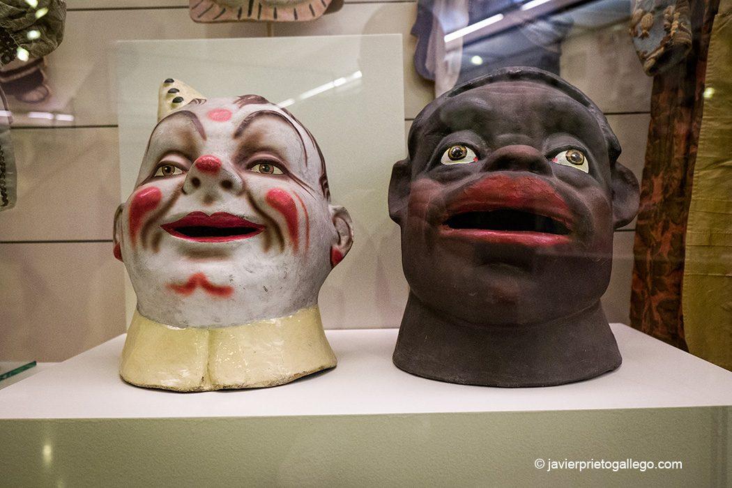 Museo del Juguete de Cataluña. Figueras. Gerona. España © Javier Prieto Gallego;