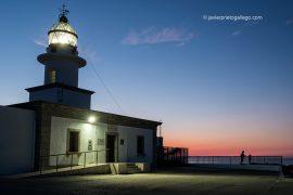 Faro de Creus construido en 1853. Cadaqués. Costa Brava. Gerona. España © Javier Prieto Gallego;
