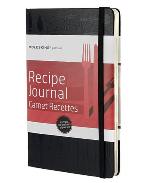 Moleskine S33155 – Cuaderno de recetas