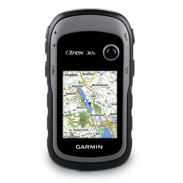 Garmin eTrex 30x – GPS