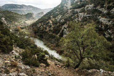 Desfiladero de Los Tornos. Río Ebro. Burgos. España © Javier Prieto Gallego;