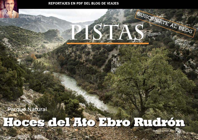 Guía en pdf del Parque Natural del Alto Ebro y el Rudrón.