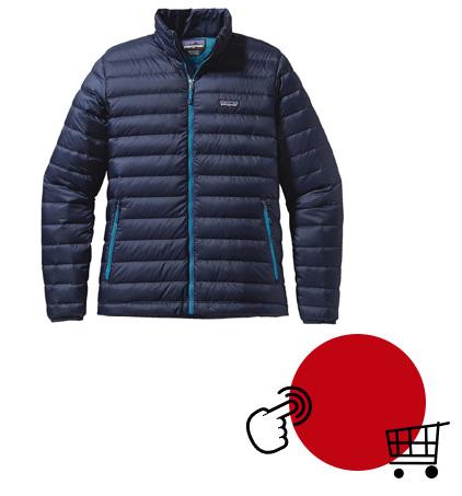 Patagonia M'S Down Sweater - Chaqueta de alpinismo para hombre