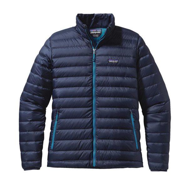 Patagonia Mens Down Sweater – Chaqueta de alpinismo para hombre