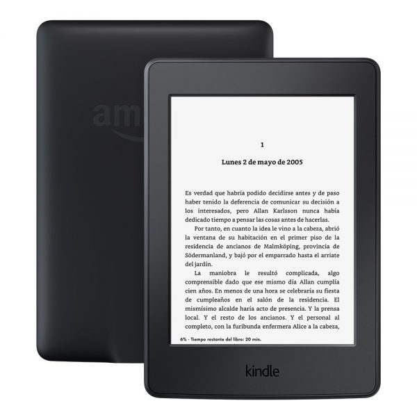 E-reader Kindle Paperwhite, pantalla de 6″