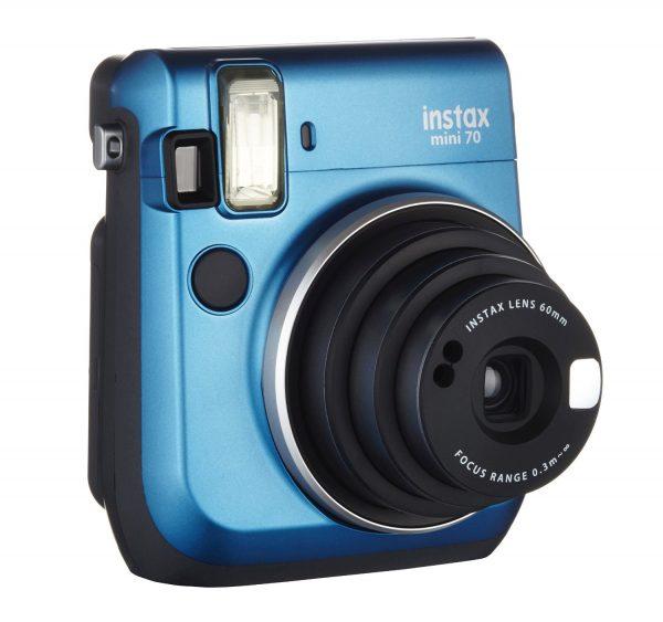 Fujifilm Instax Mini 70 – Cámara Instantánea, color Island Blue