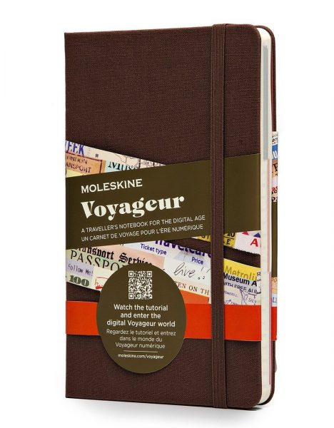Moleskine Traveller's – Cuaderno