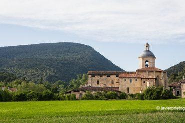Colegiata de Valpuesta. Burgos. Castilla y León. España. © Javier Prieto Gallego