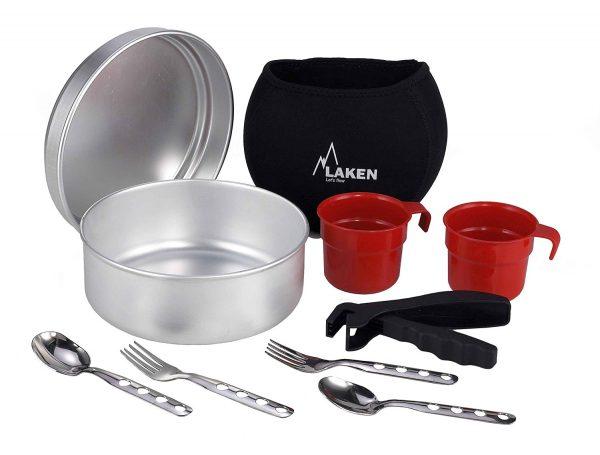 Set de cocina de Laken de aluminio 20 cm