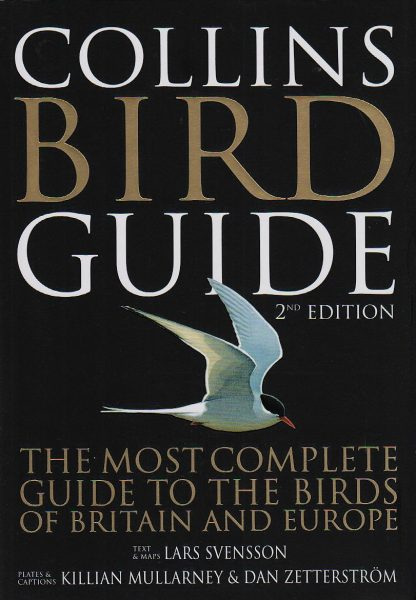 Collins Bird Guide (Inglés) Tapa dura