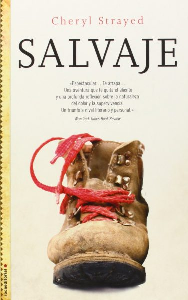 Salvaje, Cheryl Strayed, papel