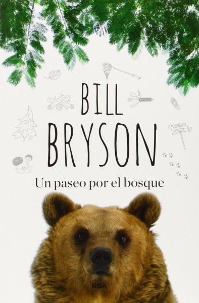 Un Paseo Por El Bosque (Byll Bryson) papel