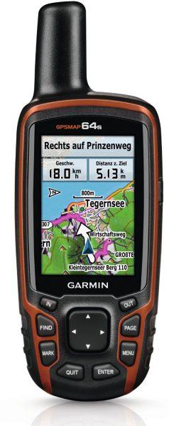 Garmin GPS de mano Gpsmap® 64s