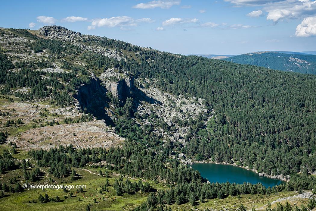 Laguna Negra. Parque Natural Laguna Negra y Circos Glaciares de Urbión. Sierra de Urbión. Soria. Castilla y León. España. © Javier Prieto Gallego;