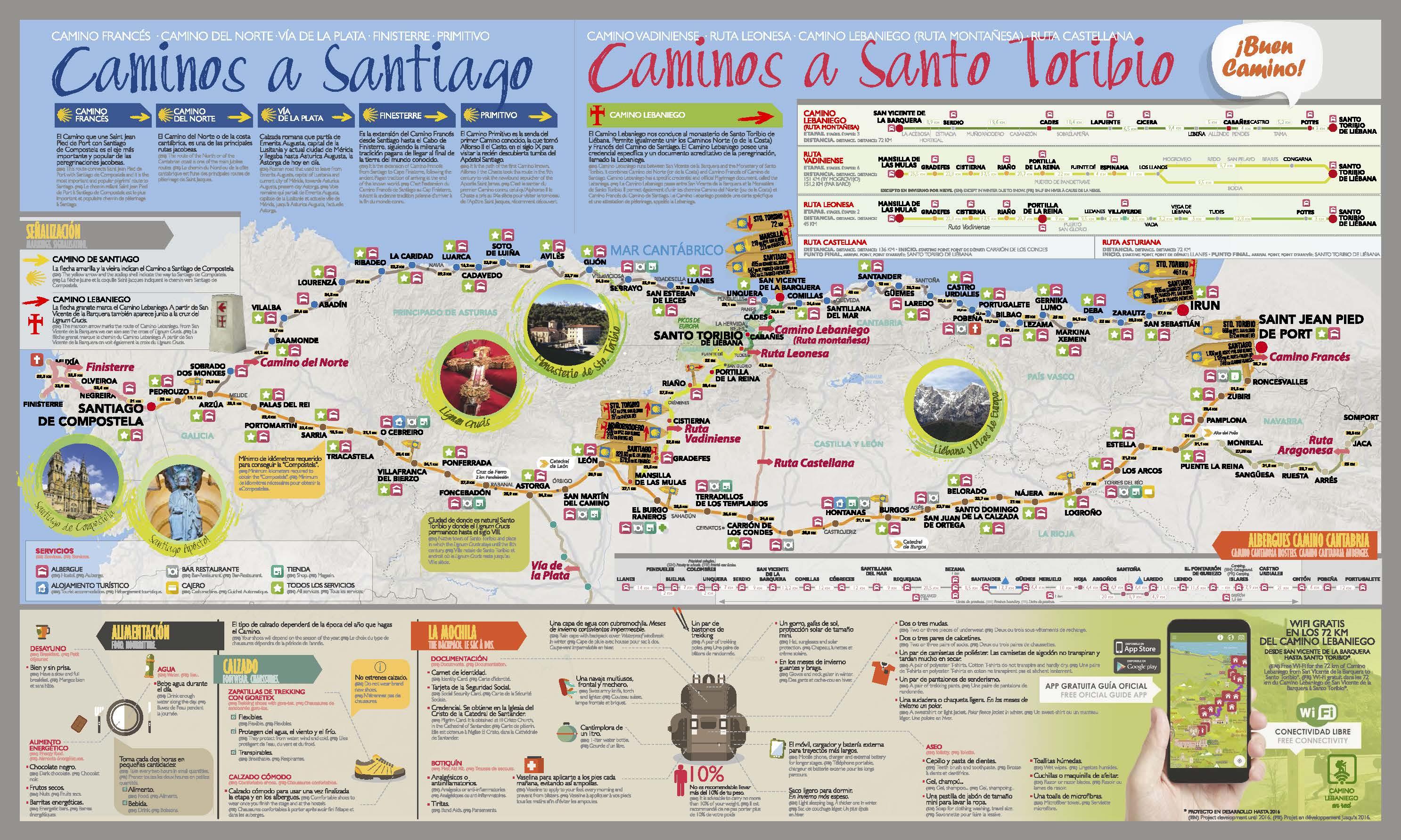 Otros caminos a Santo Toribio de Liébana
