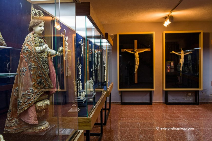 Sala de marfiles. Museo Oriental. Valladolid. Castilla y León. España © Javier Prieto Gallego
