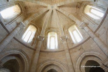 Cabecera del templo. Monasterio de Santa María de Gradefes. Siglo XII. Localidad de Gradefes. León. Castilla y León. España © Javier Prieto Gallego