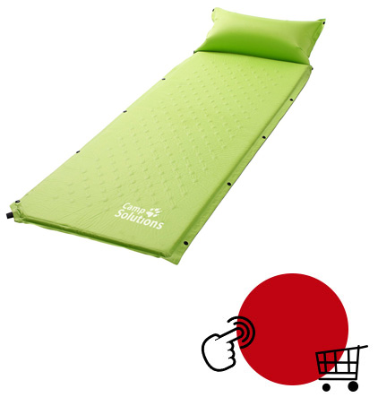Camp Solutions Colchoneta autoinflable 01