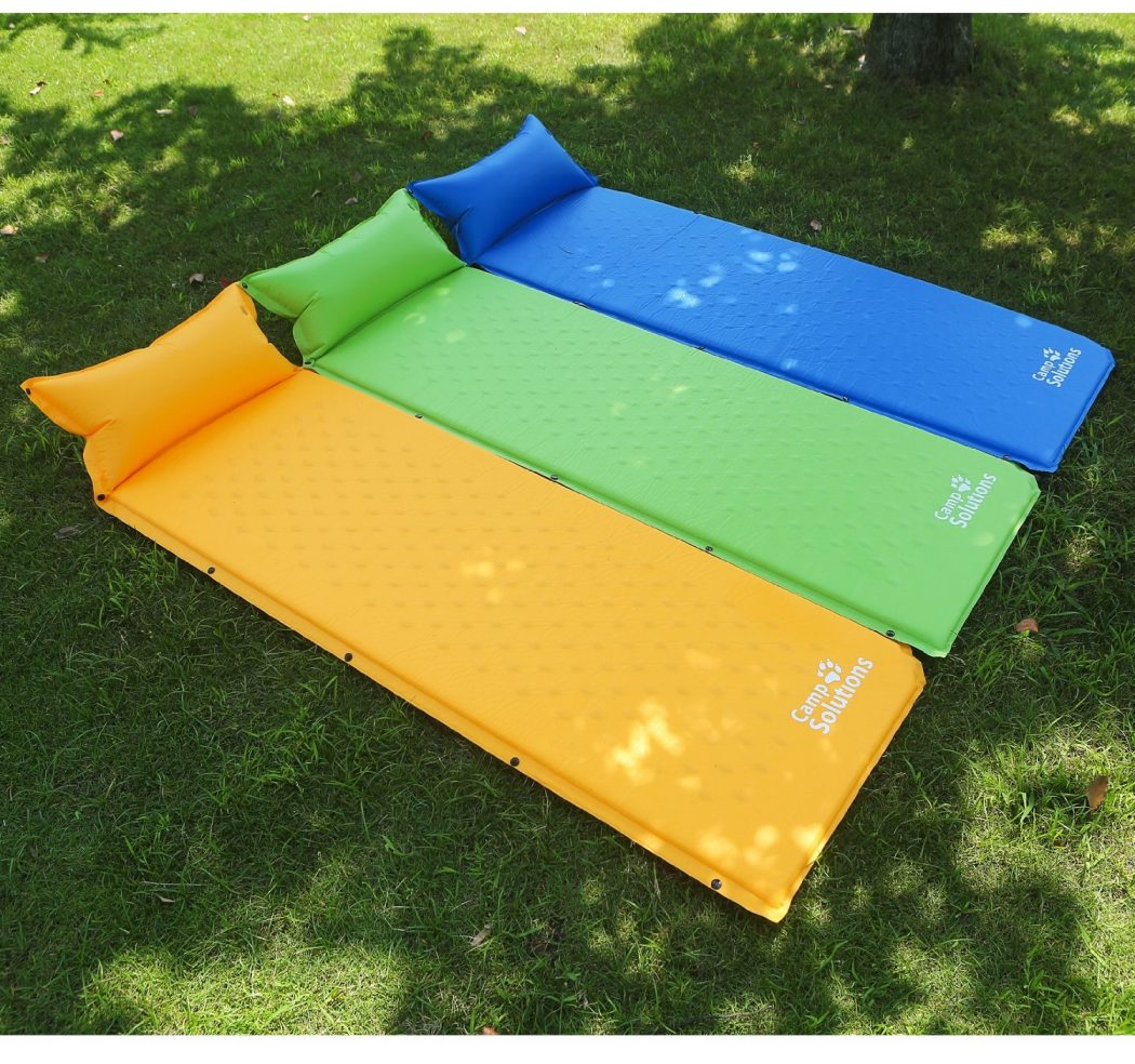 Camp Solutions Colchoneta autoinflable 02