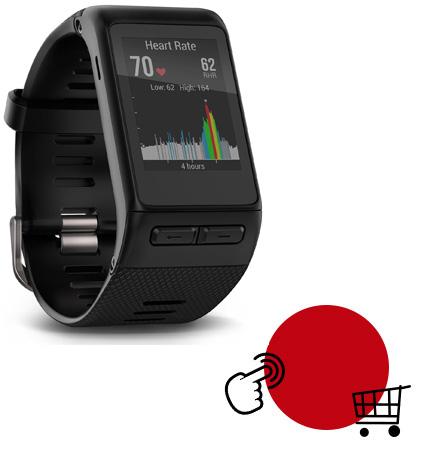 Garmin Vivoactive HR - Reloj 01