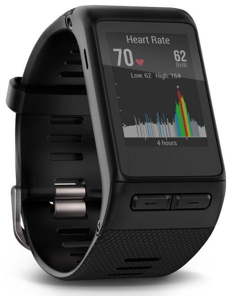 Garmin Vivoactive HR – Reloj con pulsómetro