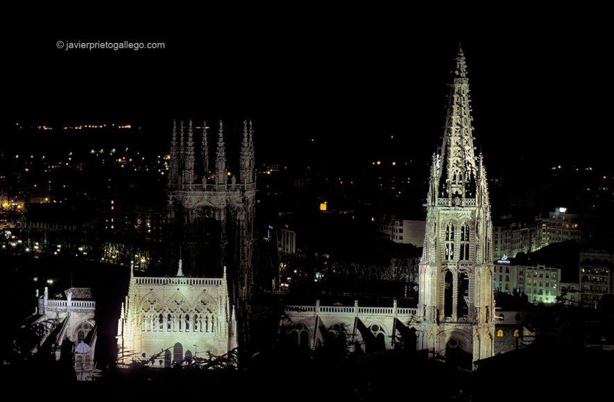 Catedral de Burgos. Camino del Cid. Burgos. España. © Javier Prieto Gallego
