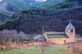 Monasterio de San Pedro de Montes. Valle del Silencio. El Bierzo. León. Castilla y León. España © Javier Prieto Gallego