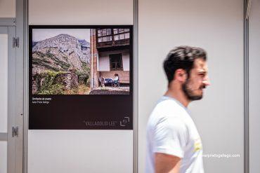 Exposición «Valladolid lee», en la 51 Feria del Libro de Valladolid 2018