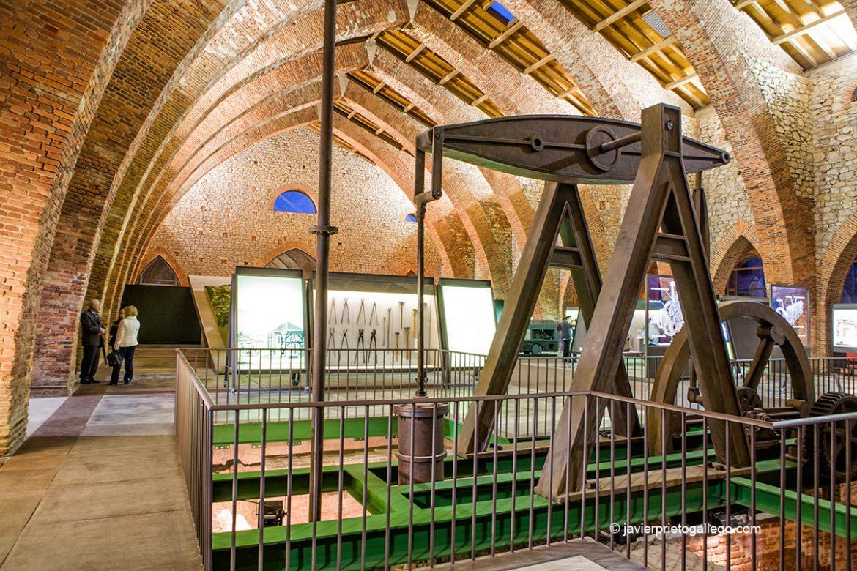 Museo de la Minería y la Siderurgia de Castilla y León