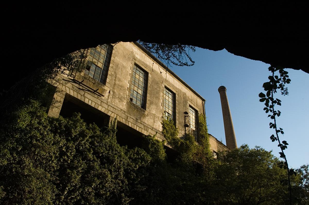 Ruta de las fábricas textiles. Antigua fábrica de García y Cascón. Béjar. Salamanca. Castilla y León. España © Javier Prieto Gallego;