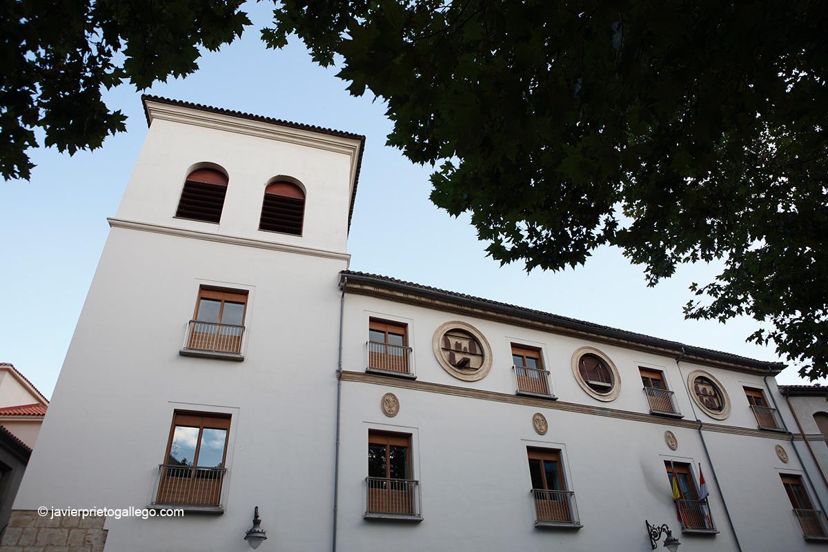 Palacio del licenciado Butrón. Plaza de las Brígidas. Valladolid. Castilla y León. España © Javier Prieto Gallego