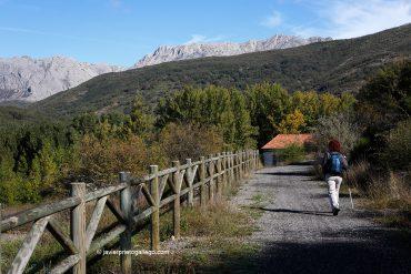 Un paseo por la Vía Bardaya (León)